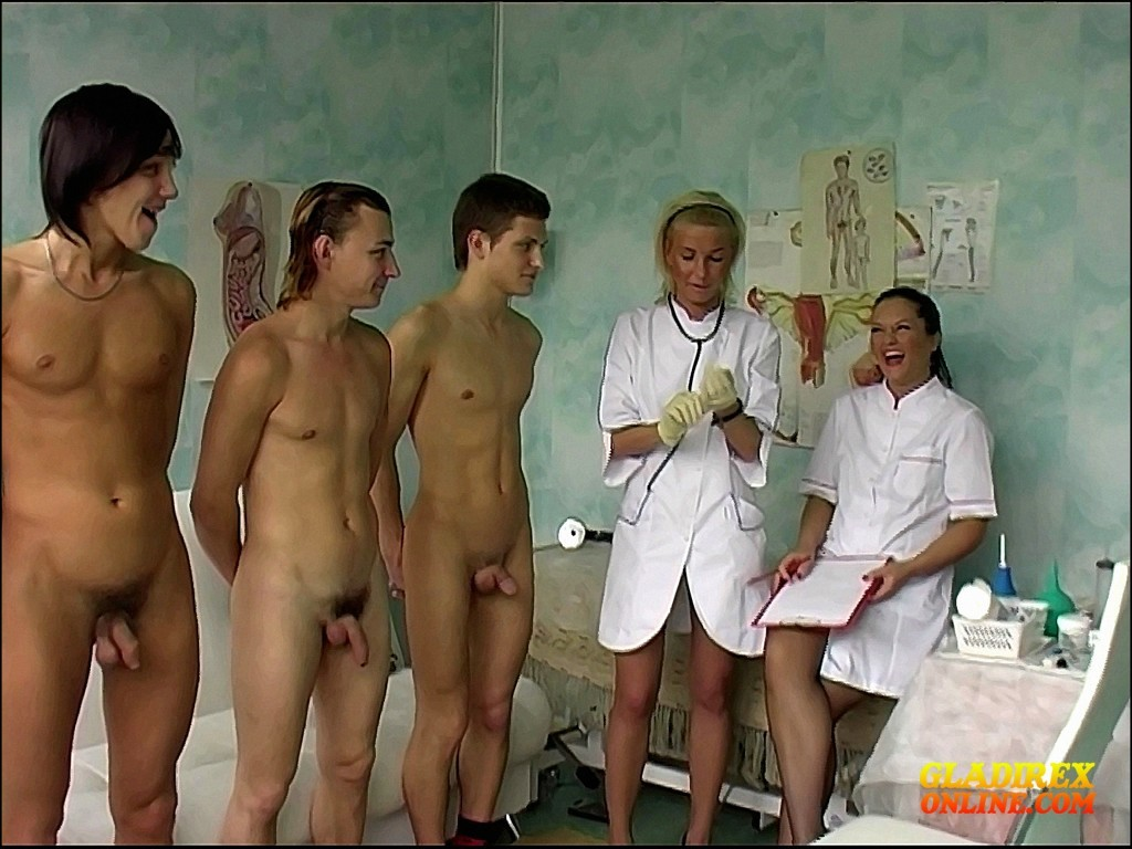 Nude girls medical exam, tiniest bikini video